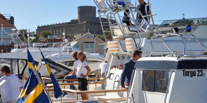 Marstrand Boat Show 25-27th of August