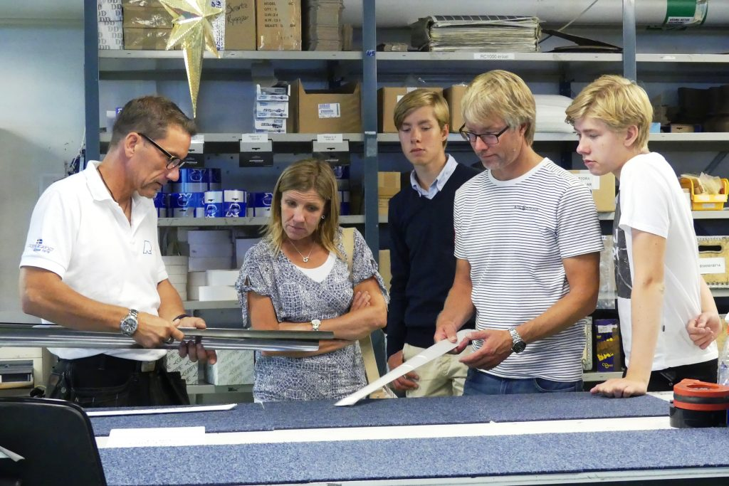 Rutgerson Factory Tour becomes annual tradition
