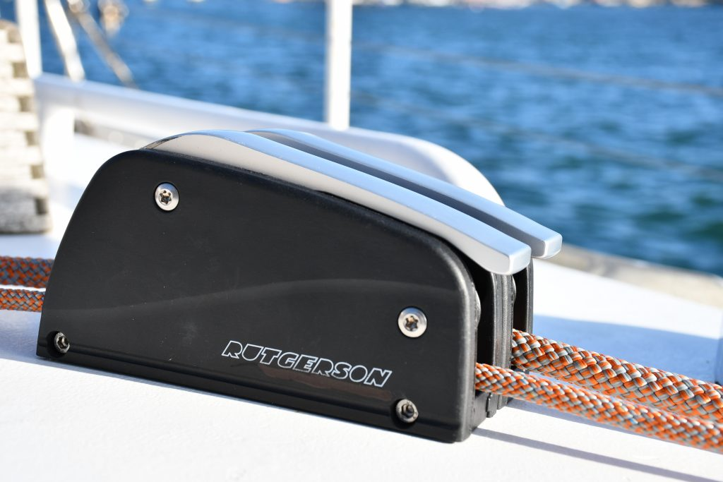 New clever rope clutches optimized for modern lines