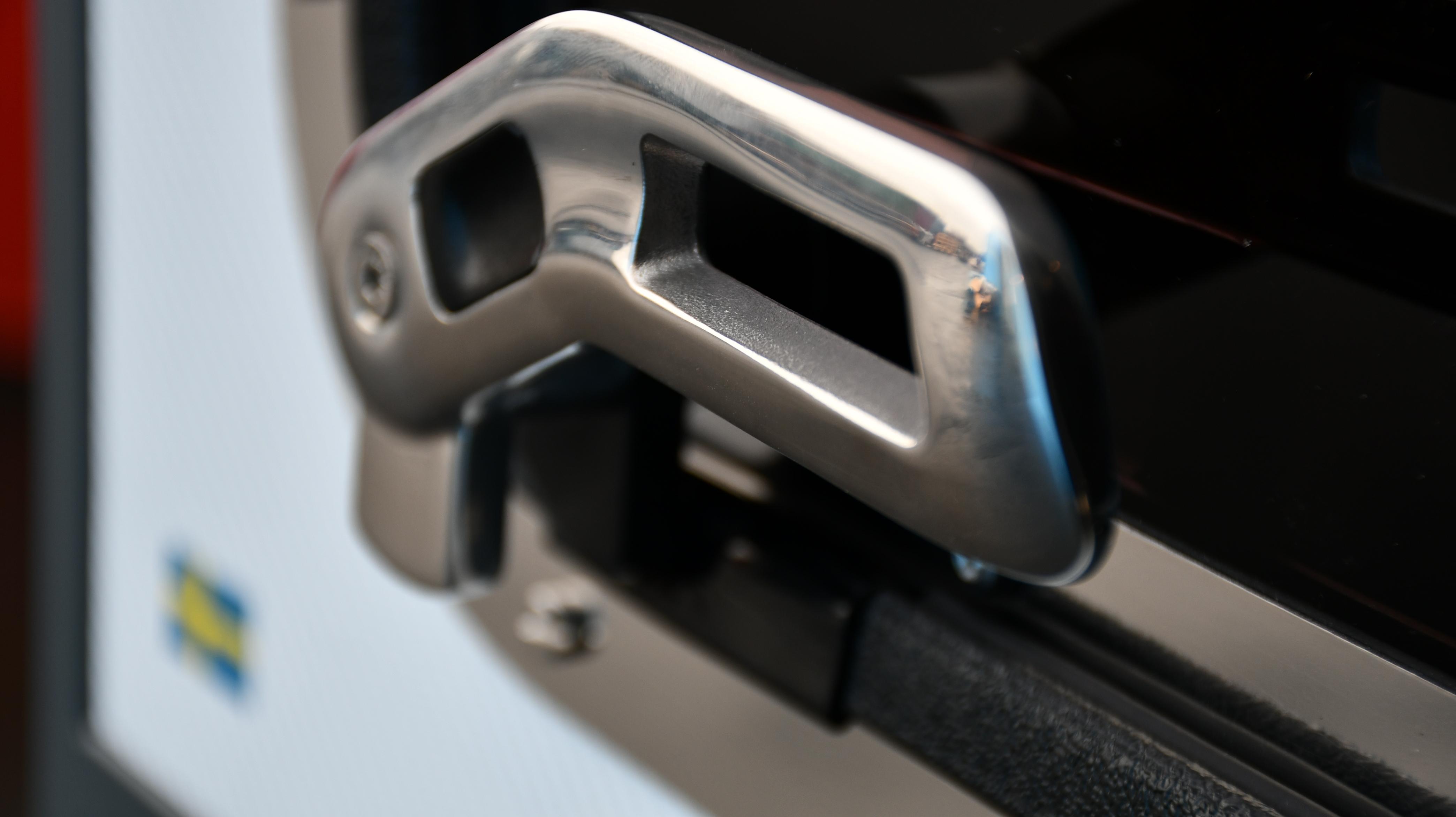 Inside handle