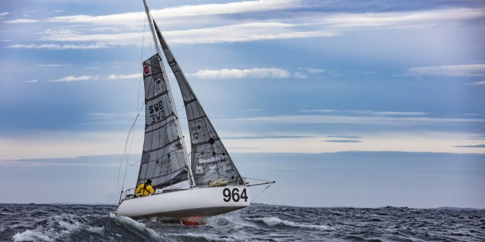 Rutgerson Official Supplier to Swedish Mini Transat campaign